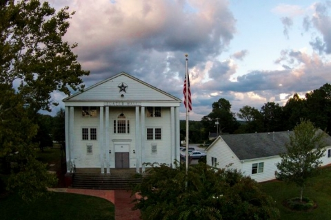 Slater Hall: Heart of the mill town (video)
