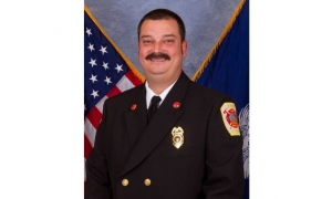 Glassy Mountain's Jason Sprouse to take part in Fire Service leadership program