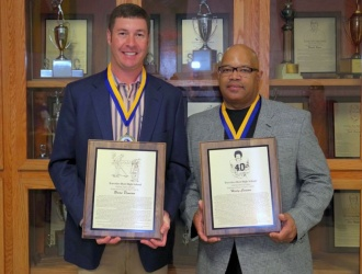 Photos: Carson, Duncan inducted into Travelers Rest High School Hall of Fame