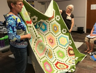 02/27/18 (Tuesday) - TR Historical Society: Swamp Rabbit Quilt Guild