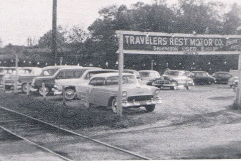 Photos: Scene Around Travelers Rest, circa 1957-59 (Part 2)