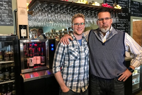 Travelers Rest's Tasting Room expands in new location