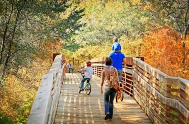 Fodor's: Swamp Rabbit Trail one of nation's best urban bike paths