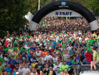Nearly 6,000 expected for Friday's Swamp Rabbit 5K, organizers say
