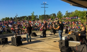 Lineup announced for 2017 Music in the Park series in Travelers Rest